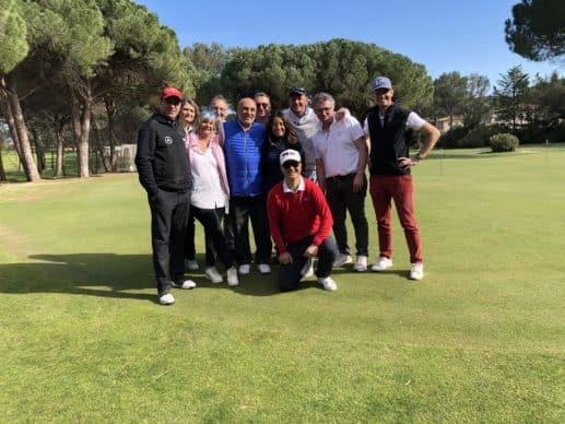 5 ème étape du Trophée Asptt Méditerranée , ce dimanche sur le golf de l'Esterel organisée par nos collègues Niçois avec 80 participants. Et au final une très belle carte de Pierre et la superbe 1 ère place de Myriam en net dames .